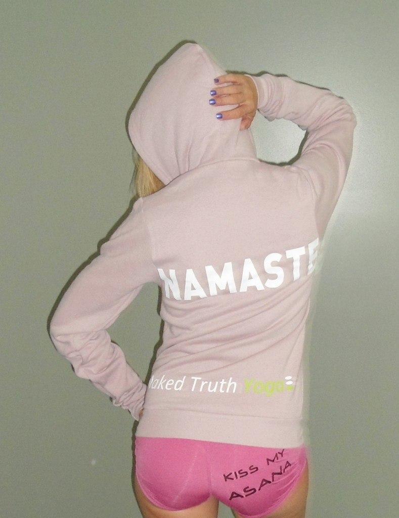 Yoga Wear - Womans Hoodies