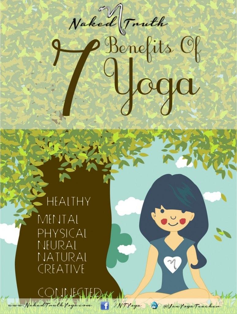 Naked Truth Yoga Inc. 7 Benefits of Yogasm