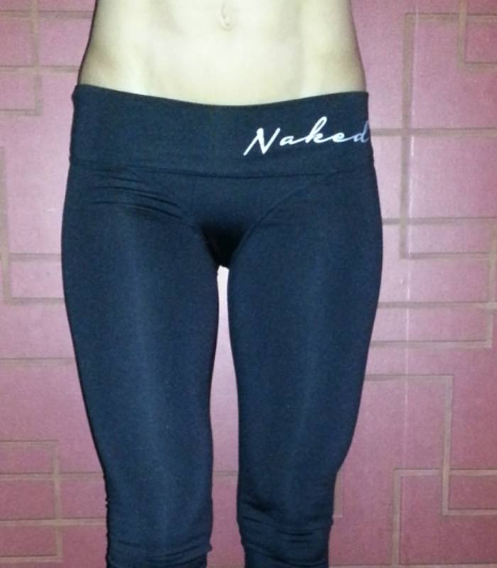First Of It's Kind! The No Camel Toe Yoga Pants