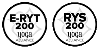 yoga alliance badge
