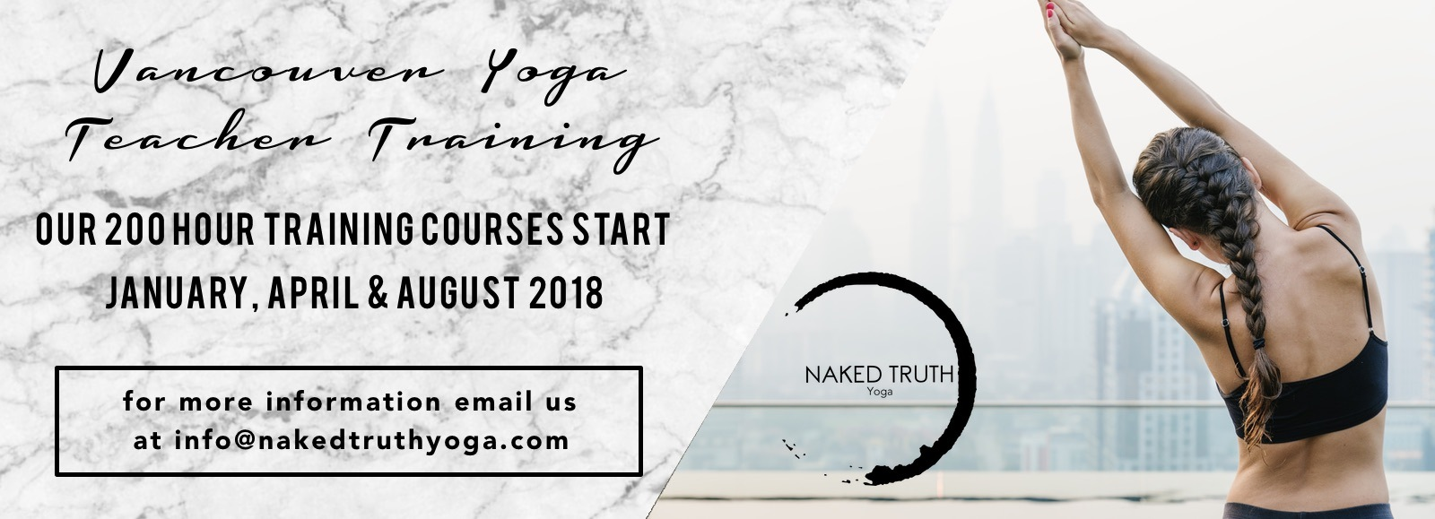 Vancouver 3 Day Kids Yoga Teacher Training March 2018