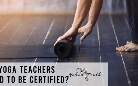 do yoga teachers need to be certified