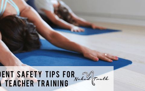 tips for yoga teacher training