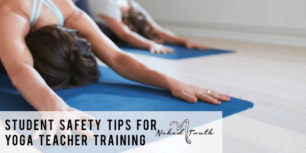 tips for yoga teacher training
